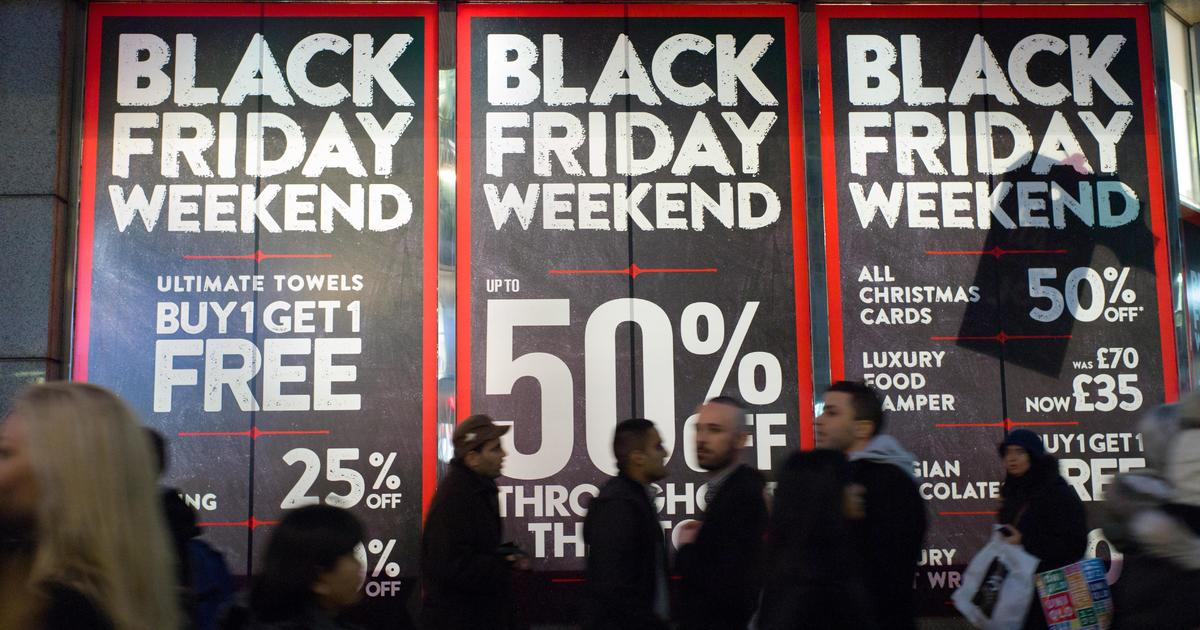 black friday 2018 walmart target best buy amazon lowe 39 s already rolling out deals cbs news. Black Bedroom Furniture Sets. Home Design Ideas