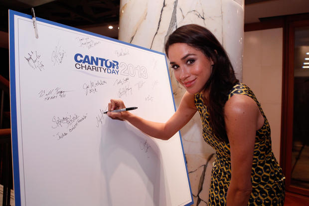 Annual Charity Day Hosted By Cantor Fitzgerald And BGC - Cantor Fitzgerald Office