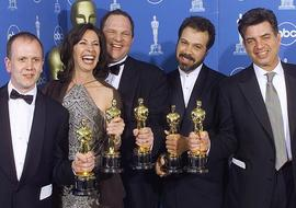 "Winners of the Oscar for Best Picture, ""Shakespear"