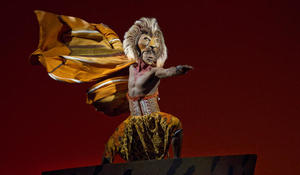 """The triumphant reign of Broadway's """"The Lion King"""""""