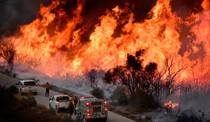 Raging California fire triggers new evacuation orders