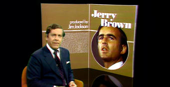 1976 The First Time 60 Minutes Met California Governor Jerry Brown