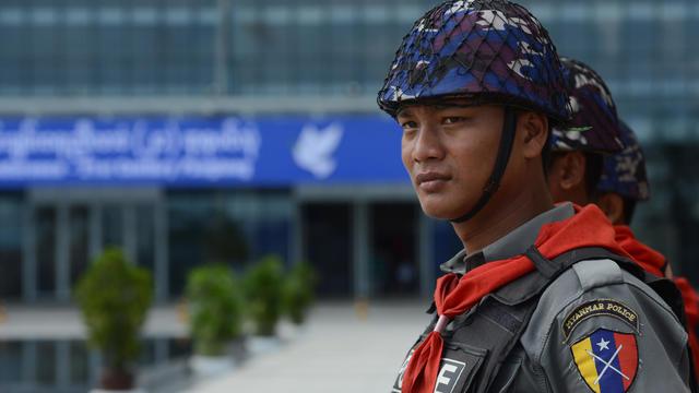 MYANMAR-UNREST-CONFLICT-POLITICS
