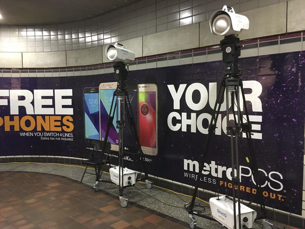 Subway Explosion Security Screening