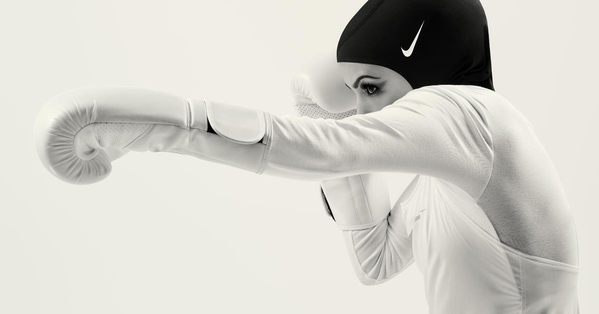 Nike Launches Its Sports Hijab In The Us Cbs News