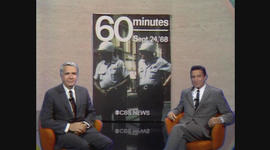 50 years of 60 Minutes moments