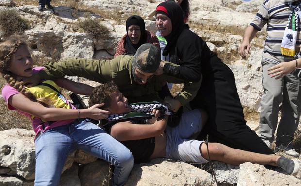 Israel Breaking The Silence