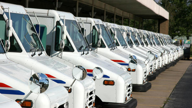 Postal worker charged after throwing out thousands of pieces of mail