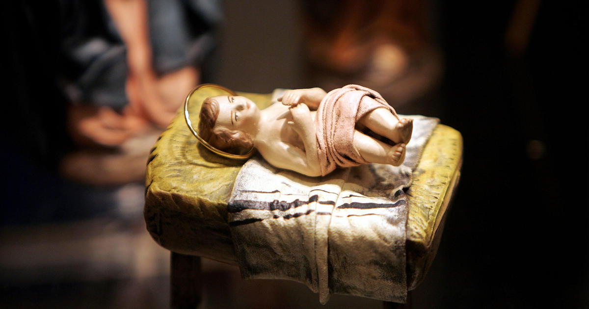Woman Arrested After Stealing Baby Jesus Figurine Police