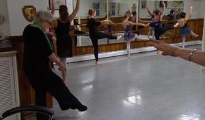 At 95 years old, internment camp survivor still on pointe teaching ballet