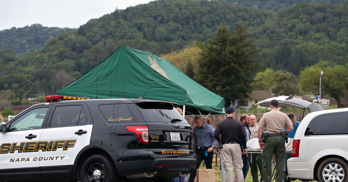 Vineyard Murder - Inside Napa vineyard murder-suicide