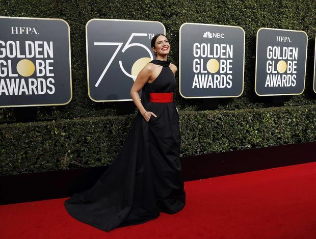 75thGolden Globe Awards – Arrivals – Beverly Hills