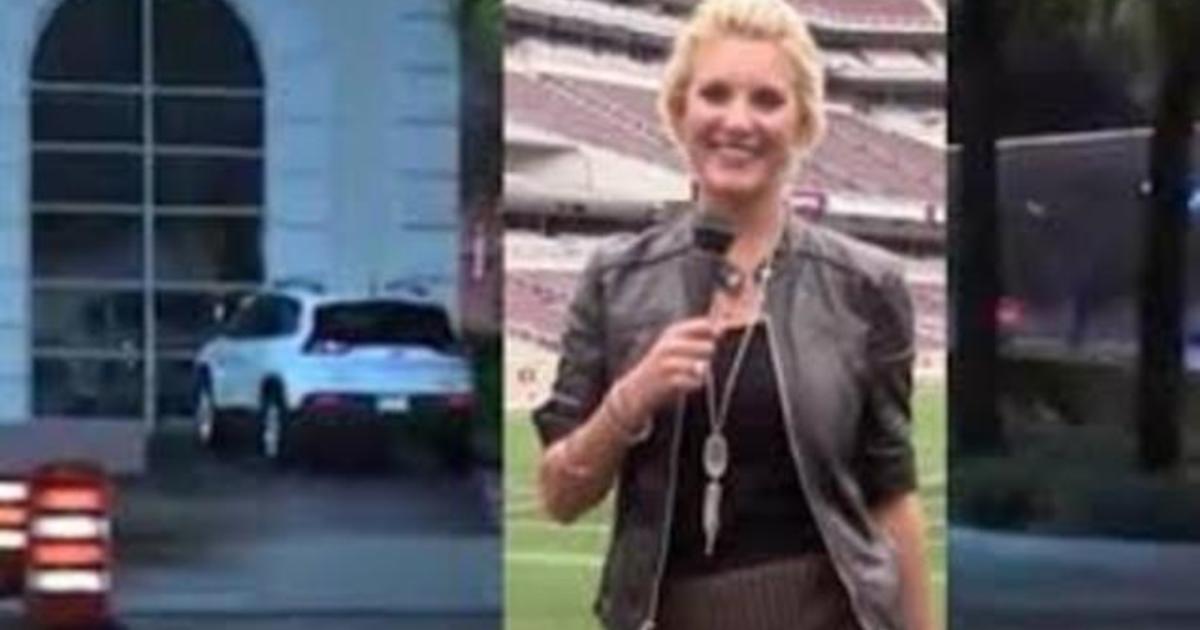 Missing female journalist found in Houston