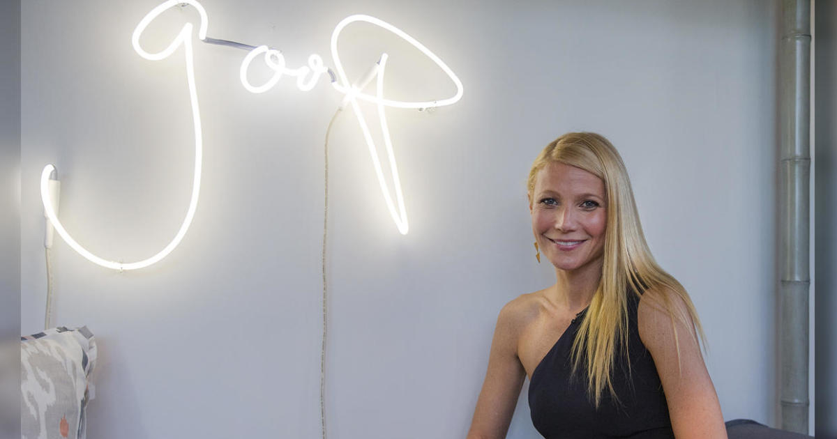 Goop, Founded By Gwyneth Paltrow, To Pay 145,000 -5508