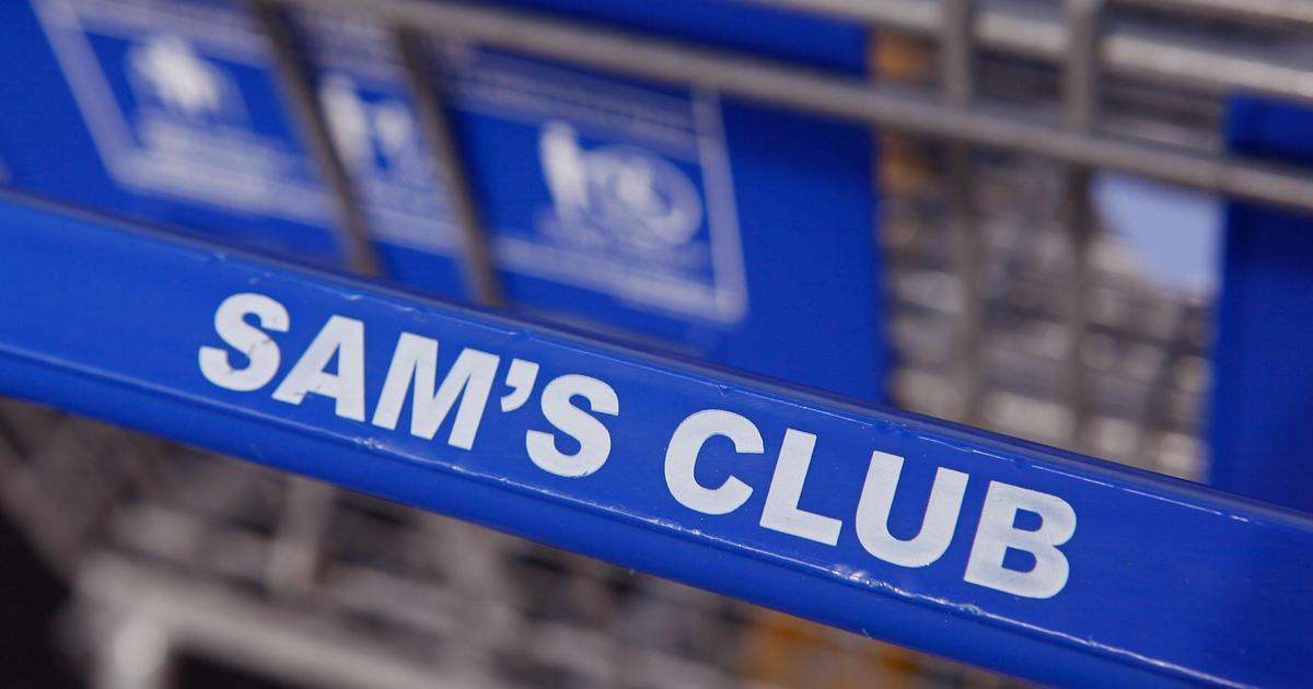 Sam's Club closes dozens of stores nationwide - CBS News