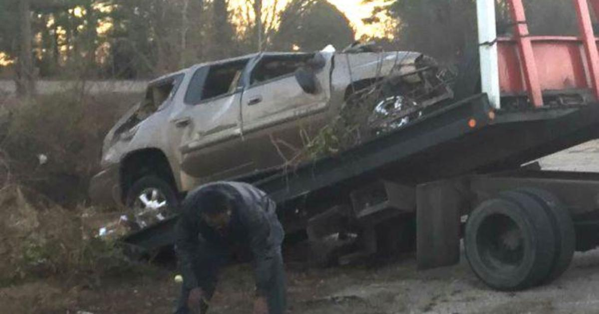married couple killed as amtrak train hits suv in n c authorities say cbs news. Black Bedroom Furniture Sets. Home Design Ideas