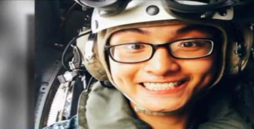 Ngoc Truong served in the U.S. Navy for four years before he left the service in 2017.