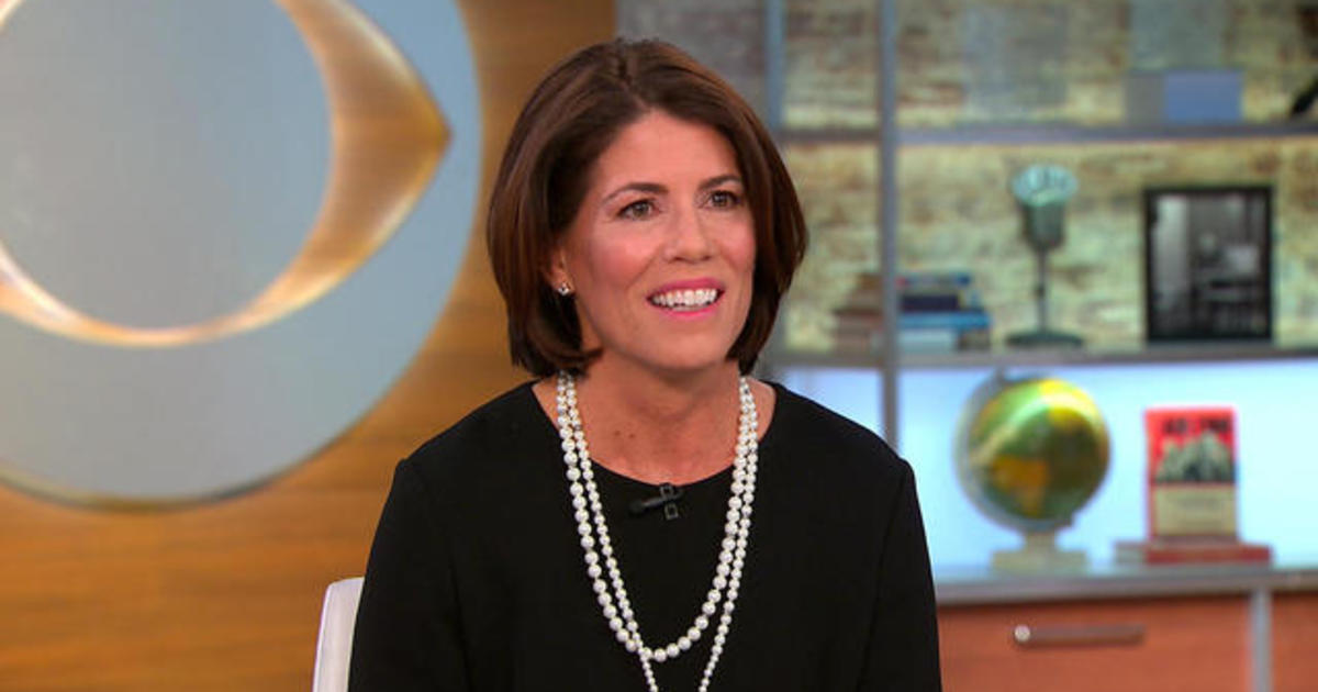 cvs exec on beauty ad transparency initiative opioid crisis cbs news