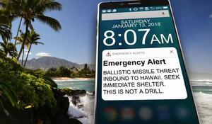 Family describes panic after getting missile threat alert in Hawaii