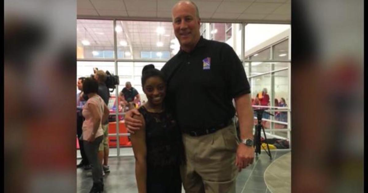 Olympic gymnast Simone Biles says she was abused by ex-USA Gymnastics doc