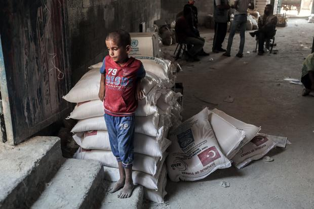 PALESTINIAN-ISRAEL-GAZA-CONFLICT-UNRWA