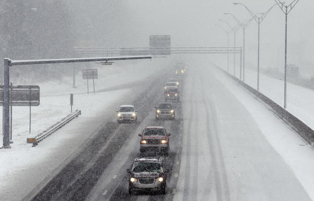 Winter Weather North Carolina