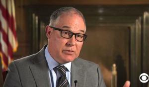 EPA chief Scott Pruitt: Industry is necessary partner