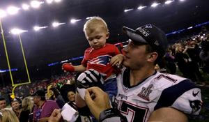 Toughest battle for Patriots star happens off the field