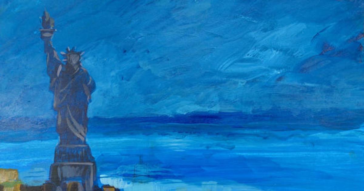 Art from behind the walls of Guantanamo
