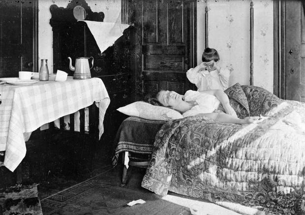 1918 influenza outbreak