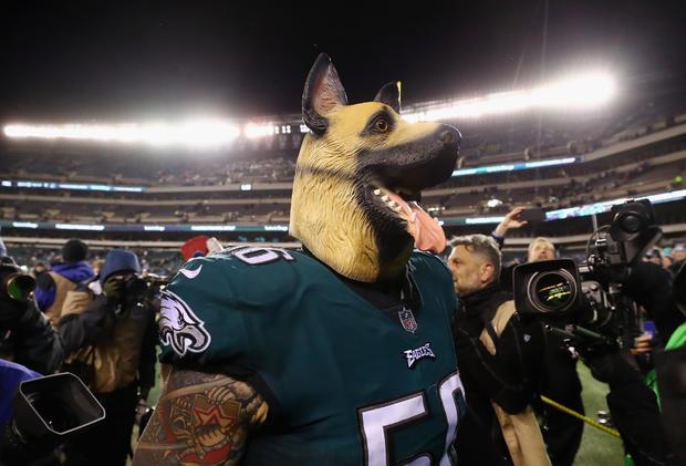 Divisional Round - Atlanta Falcons v Philadelphia Eagles