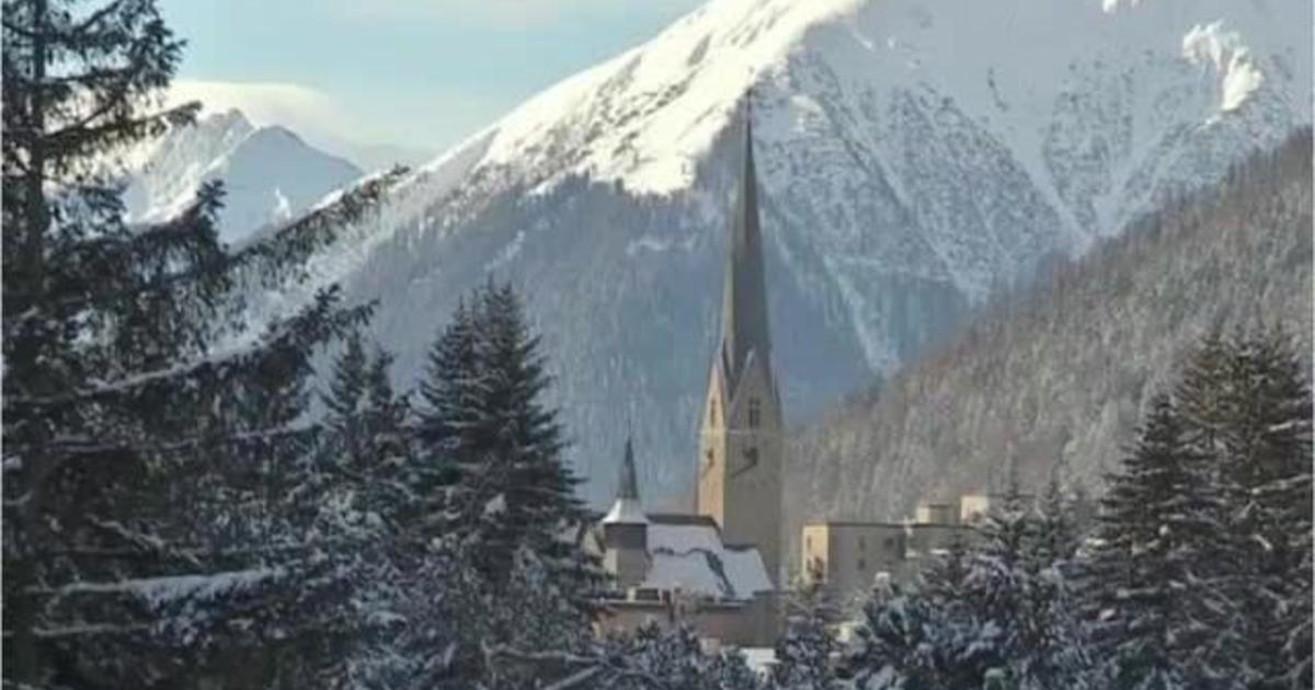 What is Davos? - CBS News