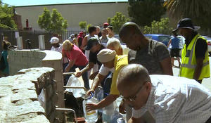 Cape Town running out of water