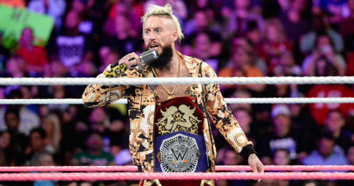 Wwes Enzo Amore Suspended Reportedly Under Investigation For
