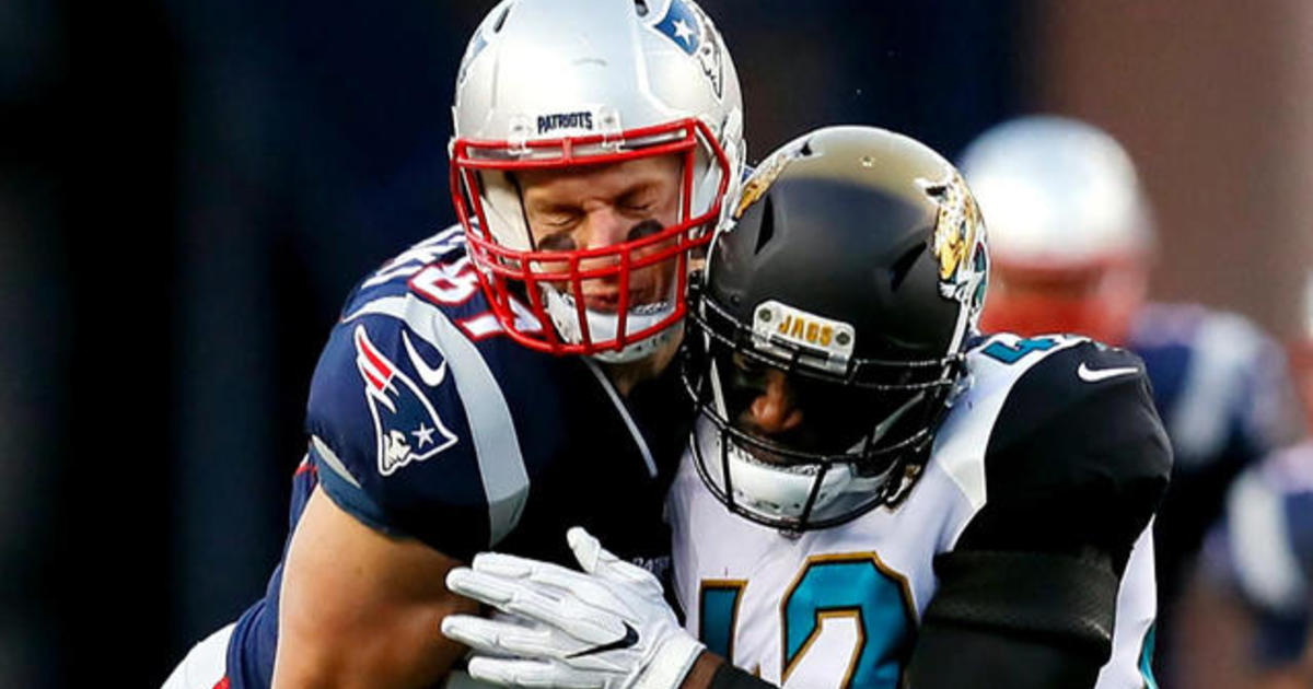 Patriots star Rob Gronkowski's health in doubt for Super Bowl