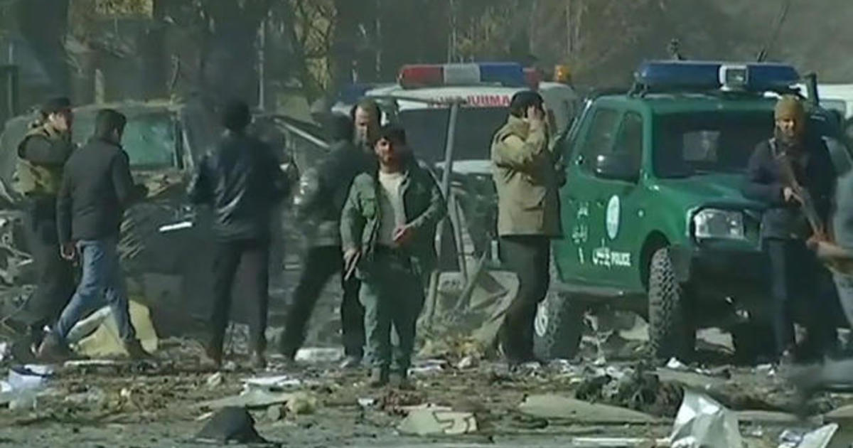 Kabul suicide bomber kills nearly 100 people, wounds dozens more