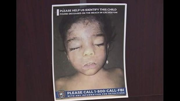 Texas Officials Release Photo of Dead Boy in Hopes of Aiding Investigation