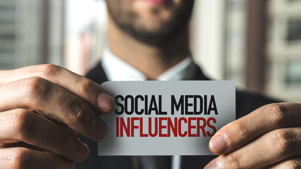 Top social media influencers of 2018