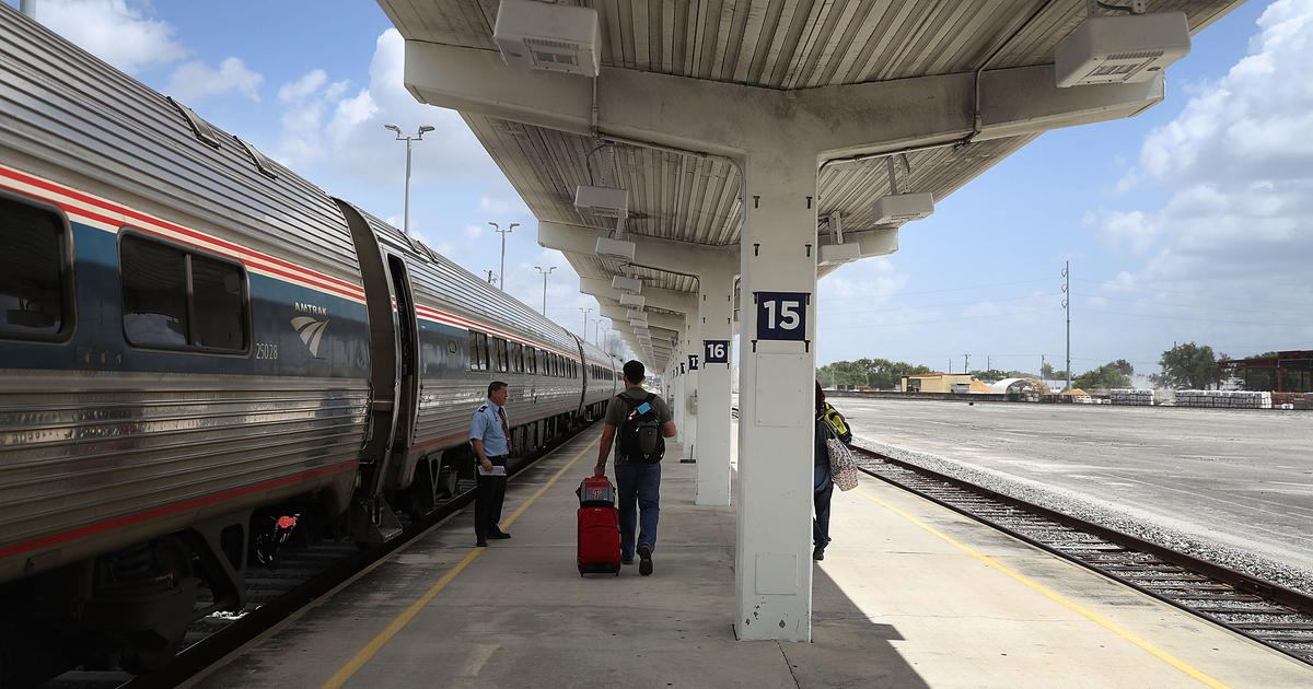 Trump Budget Plan For 2019 Defunds Amtrak S Long Distance