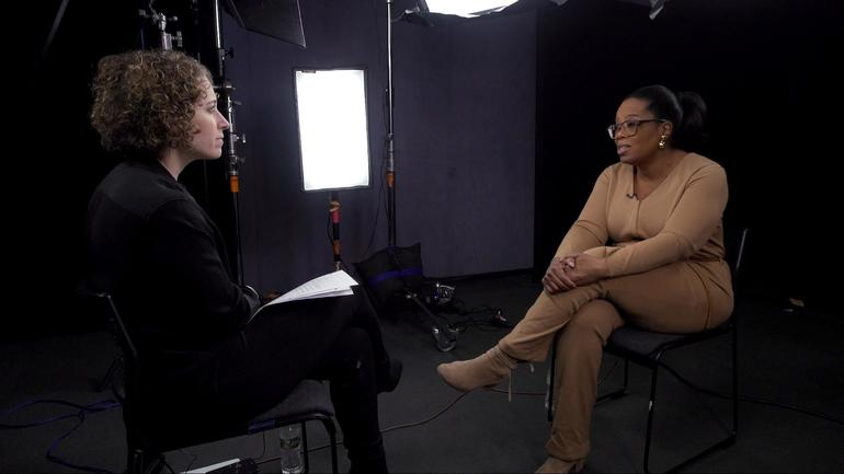 Trump Slams 'Very Insecure' Oprah After 'Biased' 60 Minutes Interview