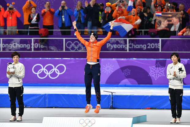 jorien ter mors - speed skating - pyeongchang