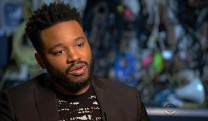"Director Ryan Coogler discusses blockbuster hit ""Black Panther"""