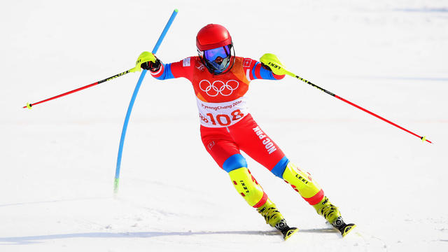 Alpine Skiing - Winter Olympics Day 13