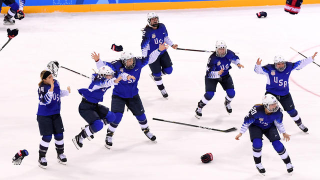 Ice Hockey - Winter Olympics Day 13