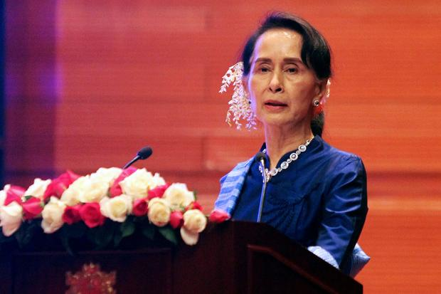 MYANMAR-UNREST-DIPLOMACY-CONFLICT