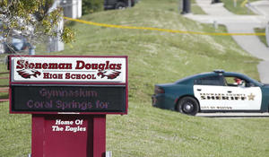 New questions emerge in Florida school shooting