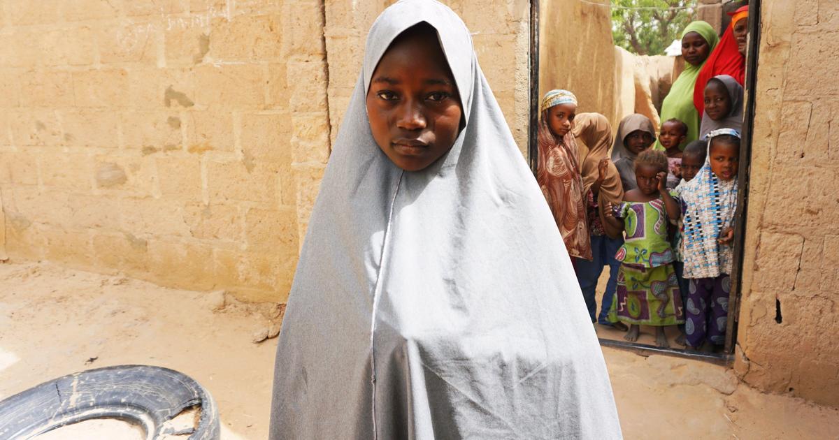 Girls afraid to go back to school after Boko Haram raid