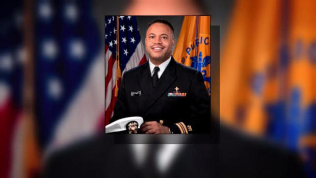 Timothy Cunningham is seen in a photo provided by the Centers for Disease Control and Prevention in Atlanta.