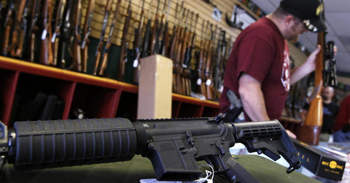Dick's Sporting Goods will stop selling assault weapons