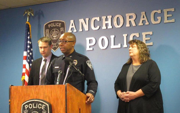 Anchorage Police Shooting